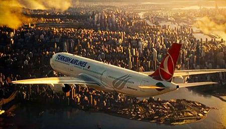 بهترین پرواز به استانبول