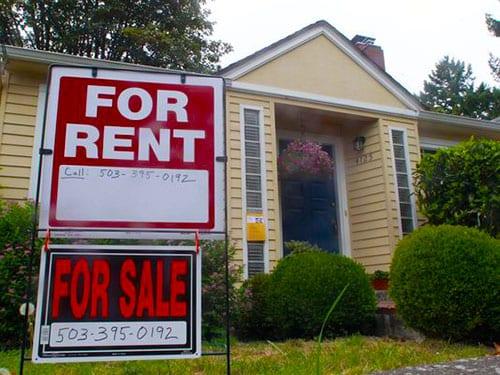 اجاره خانه در آمریکا