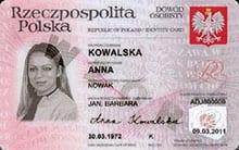 کارت موقت اقامت لهستان