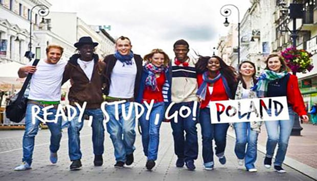ادامه تحصیل در لهستان