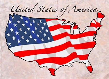 معرفی کشور آمریکا