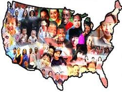 تنوع فرهنگی در آمریکا