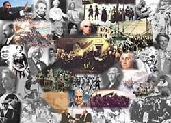 تاریخ کشور آمریکا