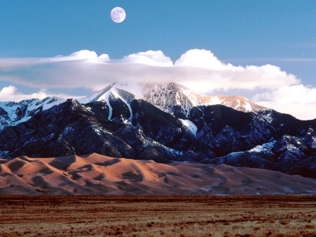 پارک ملی گریت سند دونز
