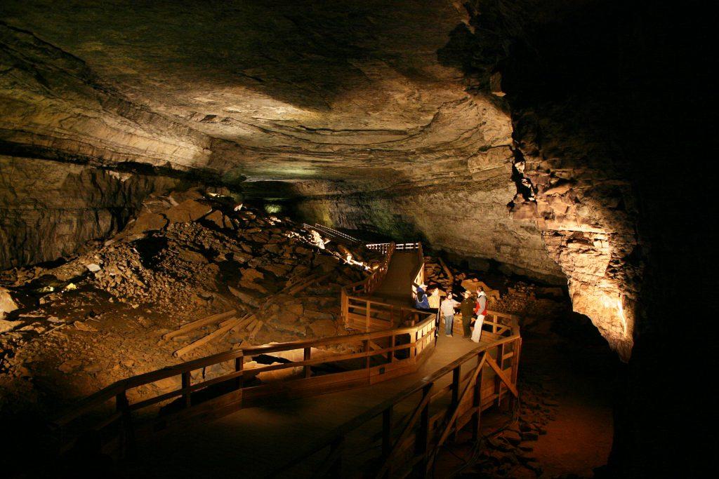 پارک ملی غار ماموت