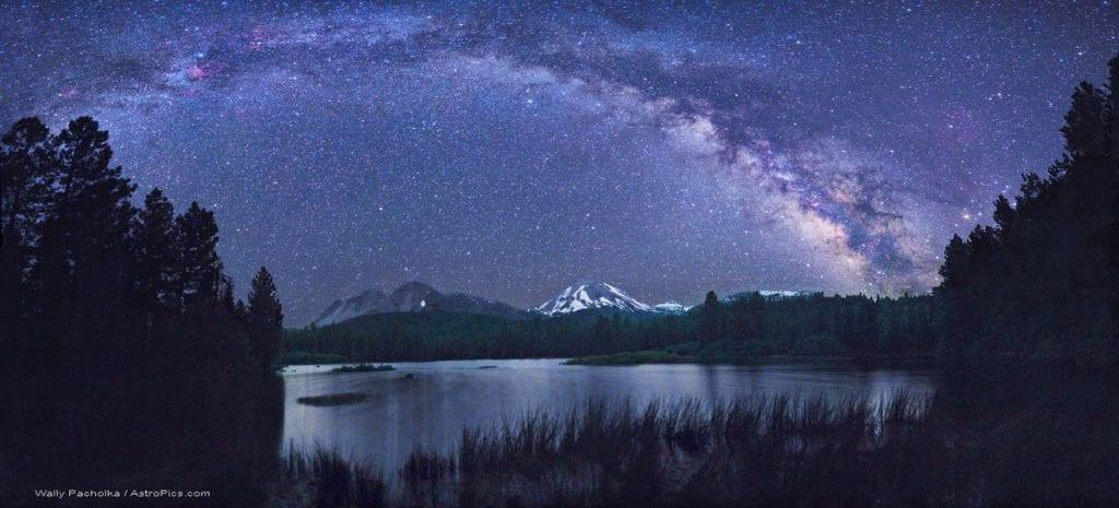 پارک ملی آتشفشانی لاسن