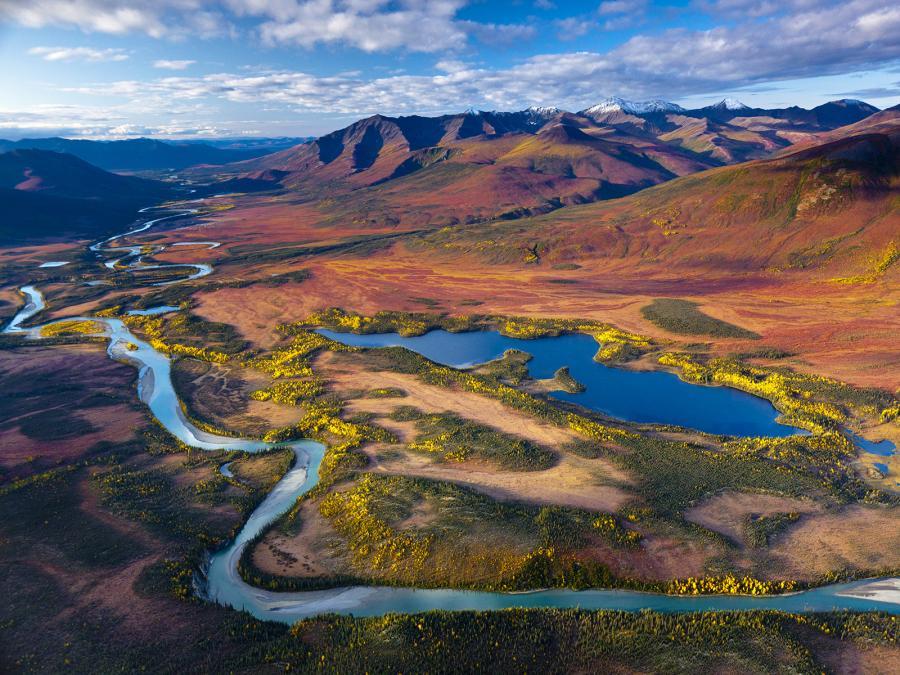 پارک و منطقه حفاظت شده ملی دروازههای شمالگان
