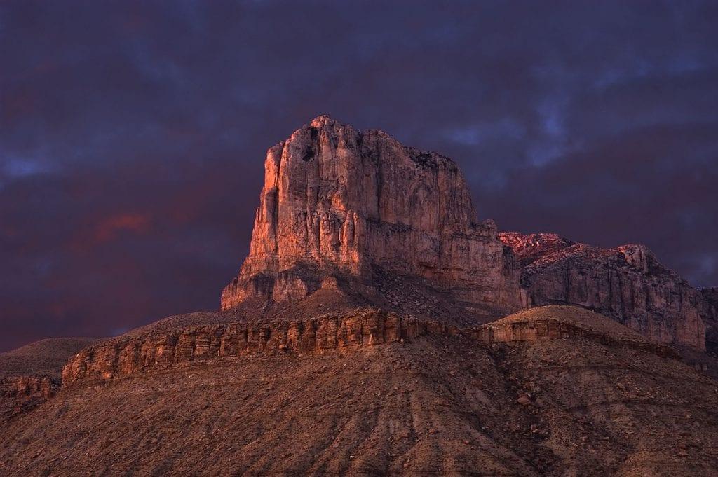 پارک ملی کوههای گوادالوپه