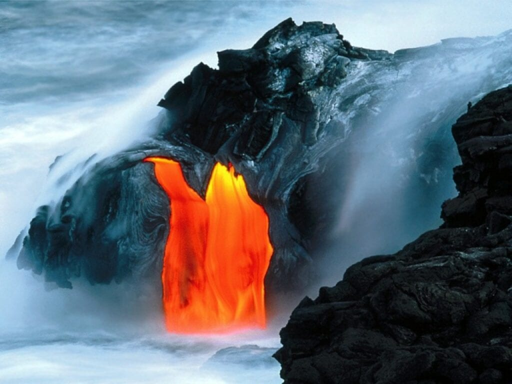 پارک ملی هاوایی ولکانوس