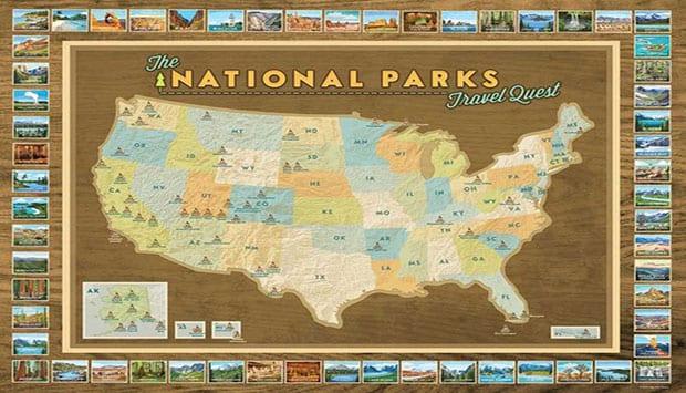 پارک ملی امریکا