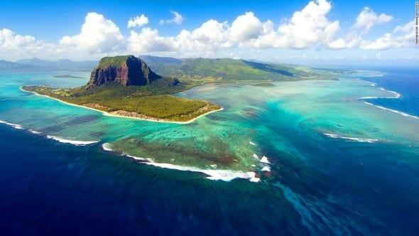 جزیره موریس آفریقا